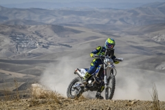 122 FLICK Xavier (fra), Sherco TVS Rally Factory, Sherco, action during the Prologue of the Rallye du Maroc 2019 in Fes on October 4th - Photo Eric Vargiolu / DPPI