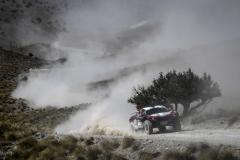 315 SERRADORI Mathieu (fra), LURQUIN Fabian (bel), Mathieu Serradori, Century Racing CR6, action during the 1st stage of the Rallye du Maroc 2019 from Fes to Erfoud on October 5th - Photo Eric Vargiolu / DPPI
