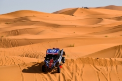 220 SERPA Rui (prt), GUILHERME Nuno (prt), Francosport, Yamaha YXZ 1000R SS, SSV, T3 S, action during the 2nd Stage of the Rallye du Maroc 2019 from Erfoud to Erfoud on October 6th - Photo Eric Vargiolu / DPPI