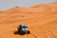 342 SHMOTEV Aleksei (rus), RUDNITSKI Andrei (blr), SNAG Racing Team, Snag Proto, action during the 2nd Stage of the Rallye du Maroc 2019 from Erfoud to Erfoud on October 6th - Photo Eric Vargiolu / DPPI