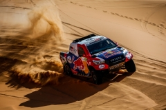 during the 2nd Stage of the Rallye du Maroc 2019 from Erfoud to Erfoud on October 6th - Photo Julien Delfosse / DPPI